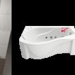 Акриловая ванна Капри (левая/правая) 1700х800 мм