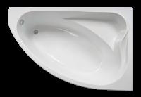 Ванна акриловая Monterey Милан 170х110 правая