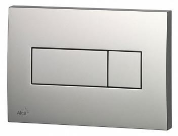 M372 Кнопка управления (хром - матовая)