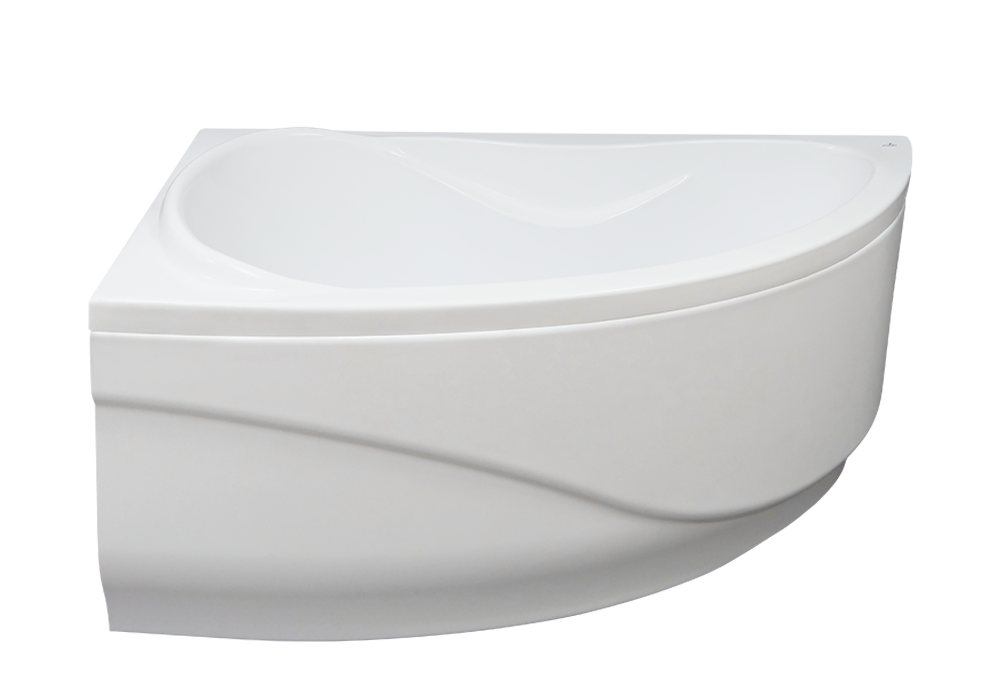 Ванна акриловая Monterey БОРА 150x90 левая