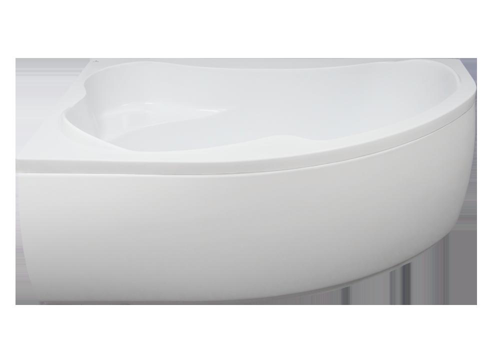 Ванна акриловая Monterey КЛЕО 160x90 левая