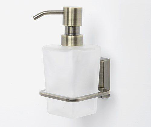К-5299 Дозатор для жидкого мыла стеклянный, 300 ml