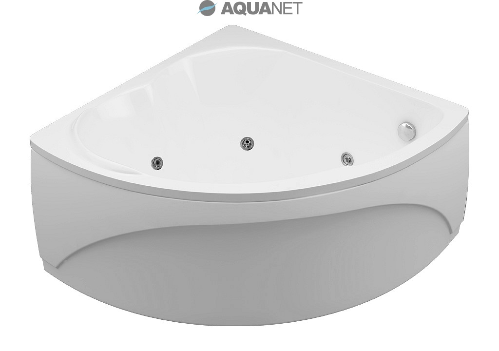 Акриловая ванна Aquanet Fregate 120x120