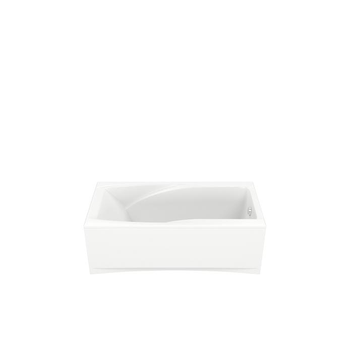 Акриловая ванна Эвита 1800х850 мм