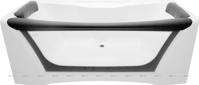 Акриловая ванна Aima Design Dolce Vita 180x80