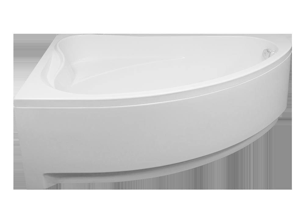 Ванна акриловая Monterey МИЛАН 170x110 левая