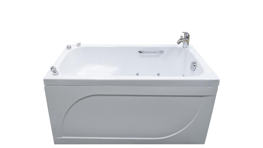 Акриловая ванна АРГО 1200 x 700 x 610 мм