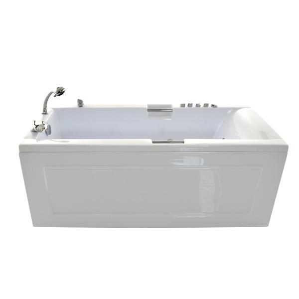 """Акриловая ванна """"АЛЕКСАНДРИЯ-170""""1700 x 750 x 630 мм"""