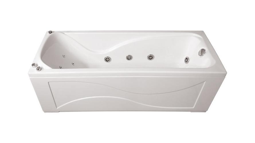 Акриловая ванна «КАТРИН» 1700 x 700 x 560 мм