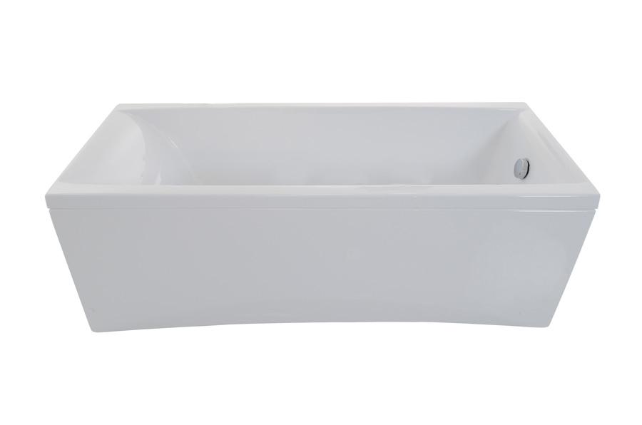 """Ванна стандартная """"ДЖЕНА-160"""" 1600 x 700 x 600 мм"""