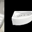 Акриловая ванна Николь (левая/правая ) 1700х1020 мм