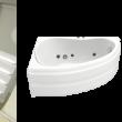 Акриловая ванна Алегра (левая/правая ) 1500x900 мм