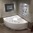 Акриловая ванна Дрова 1600x1600 мм